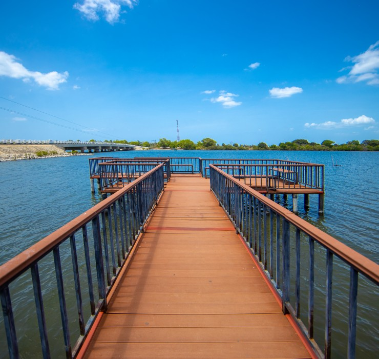 Lagoons and Brackish water ecosystems as recreational hotspots! | Gateway to East