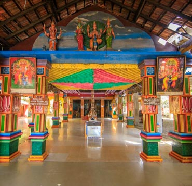Lord Murugan devotion and rock temples in the Eastern province | Gateway to East