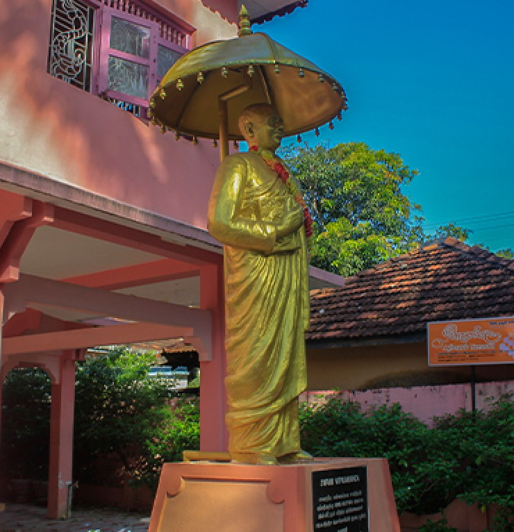 Temples that are established on burial monuments | Gateway to East