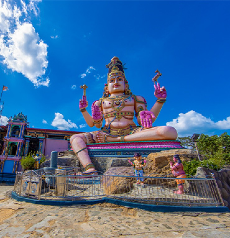Temples with colonial influence | Gateway to East