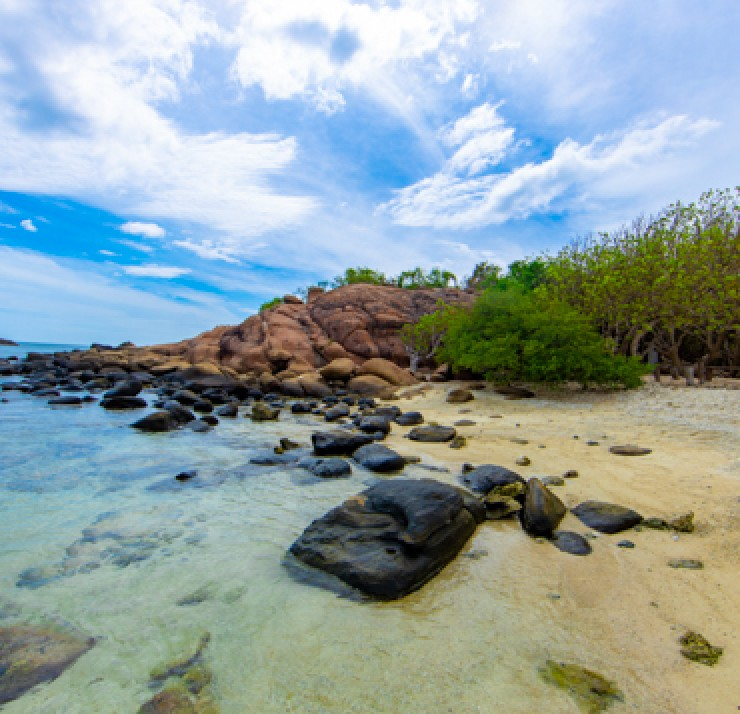The most visited coral reefs of the Eastern coast | Gateway to East