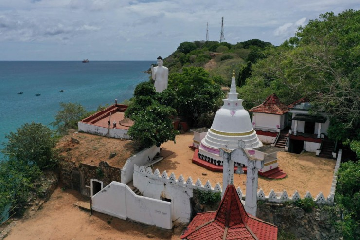 Cultural significance inside dutch fort, Trincomalee | Gateway to East