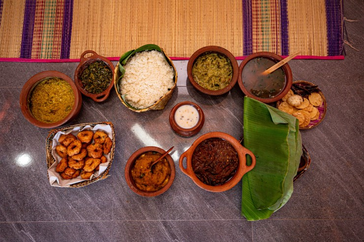 Traditional Cuisine | Gateway to East
