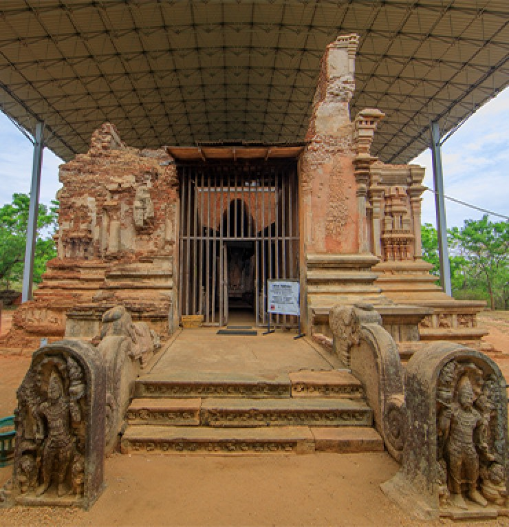 Medieval art and architecture in Polonnaruwa | Gateway to East
